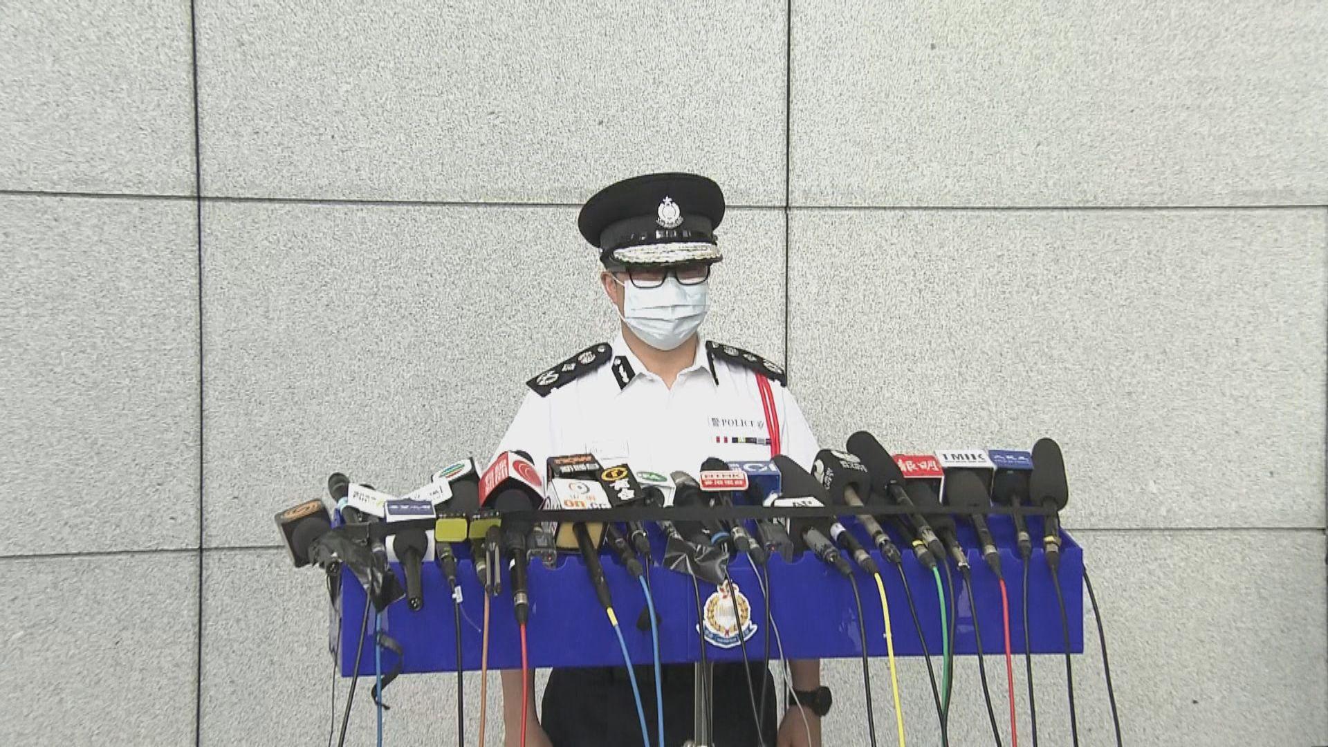 鄧炳強:正調查蔡展鵬涉不當行為 不影響國安處工作