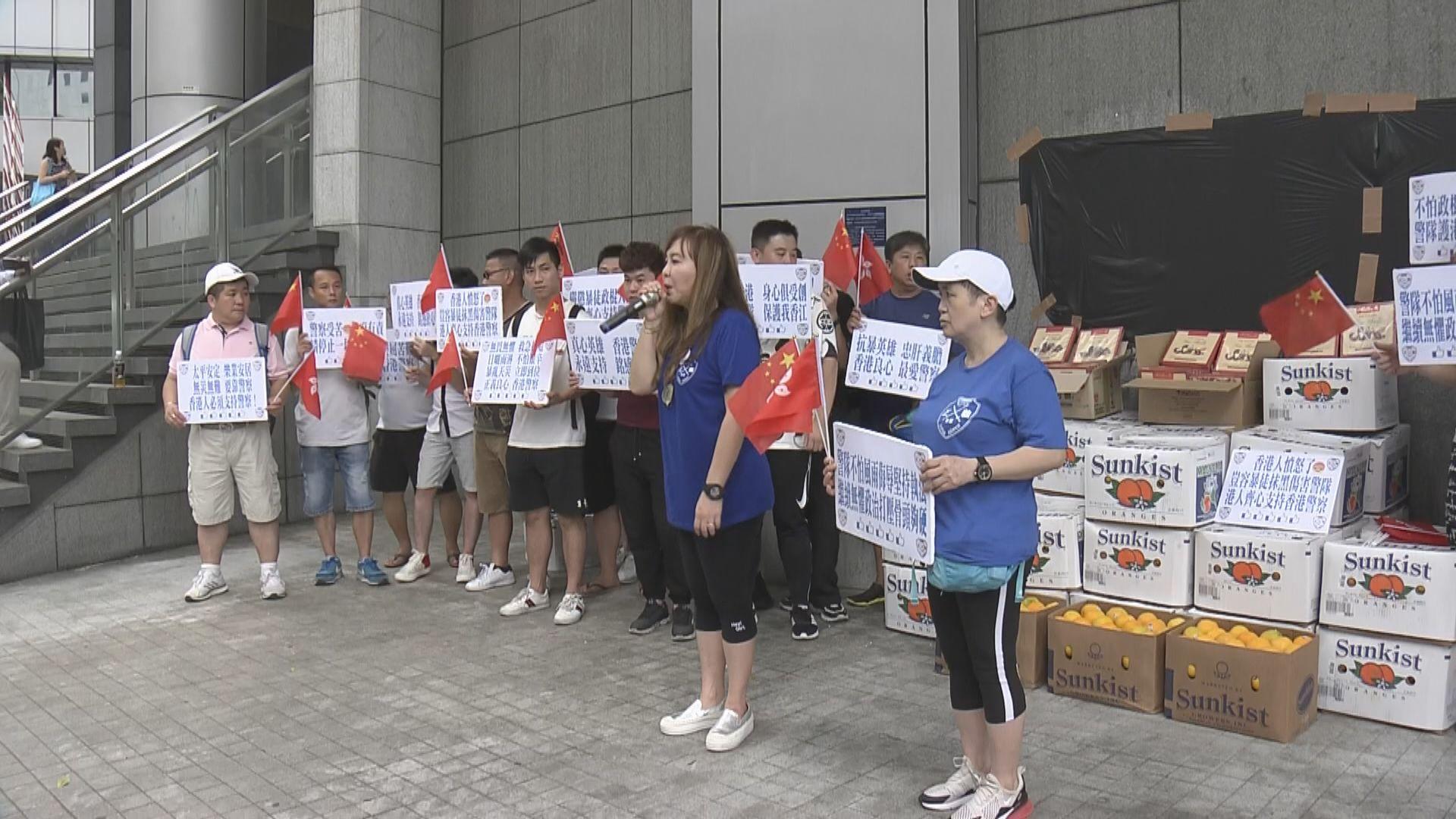 李偲嫣促成立委員會查示威者背後勢力