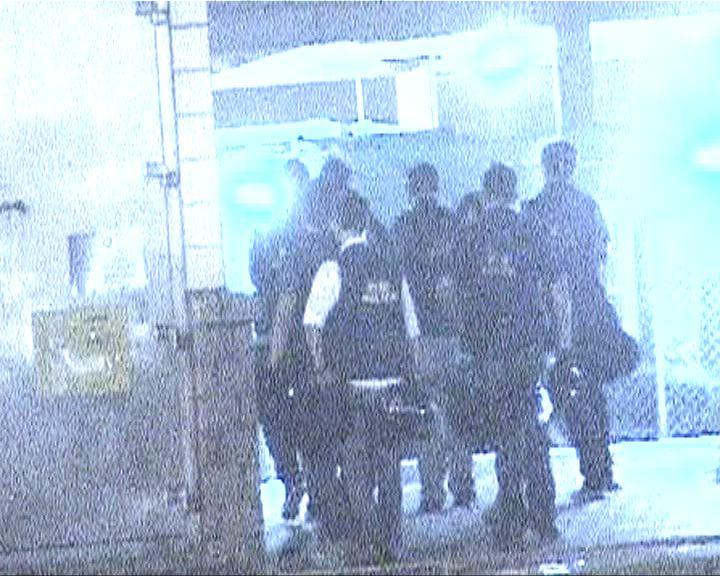 涉襲擊曾健超七警獲准保釋