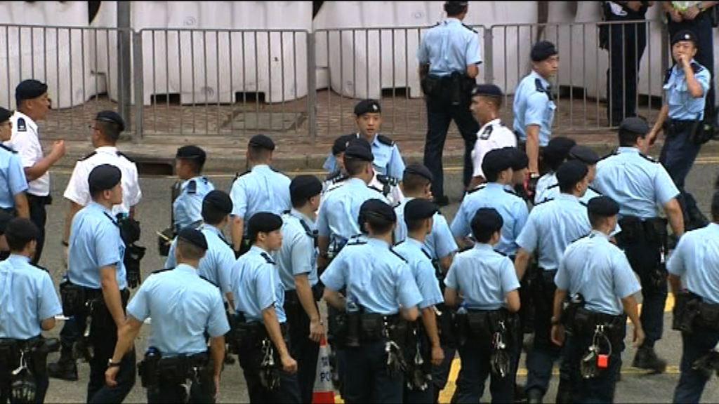 習近平訪港三天 警方拘捕22人