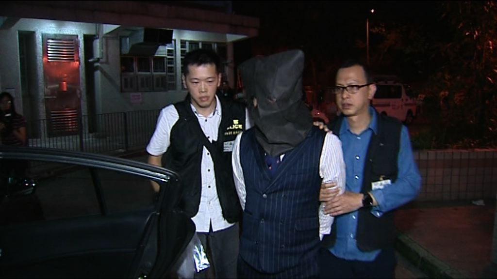 男子疑涉至少五宗借貸騙案被捕