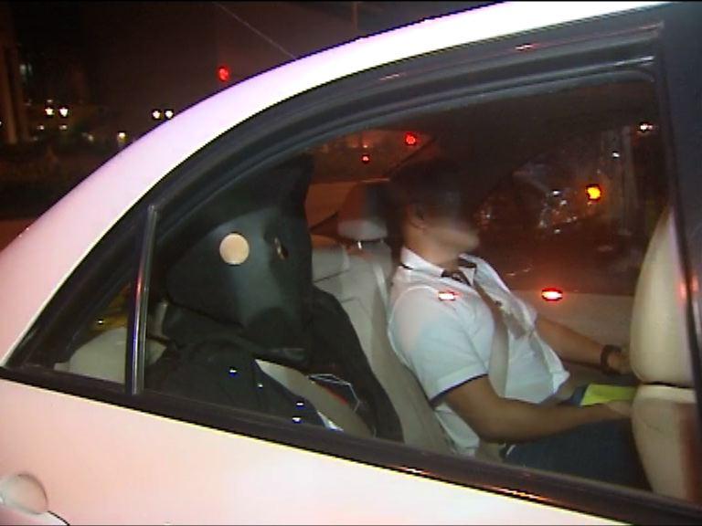 四名男子涉深水埗偷車案被捕
