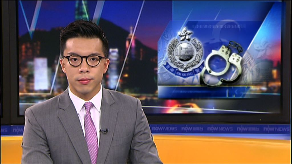 警長警署盜107萬元回港被捕