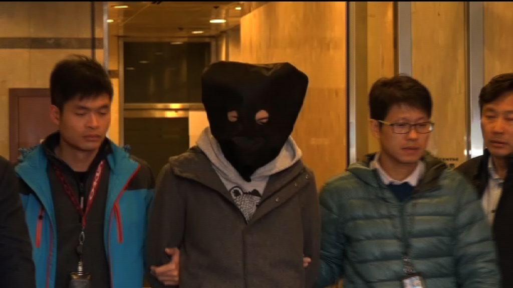 警拘一漢涉勒索兩家旅行社
