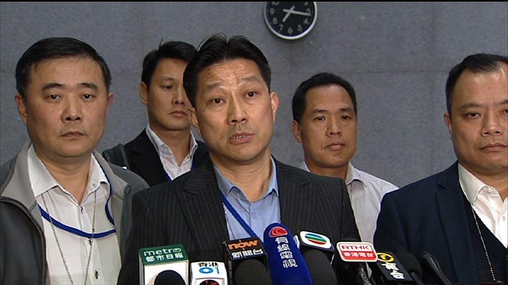 員佐級協會促立法保障公職人員免受侮辱