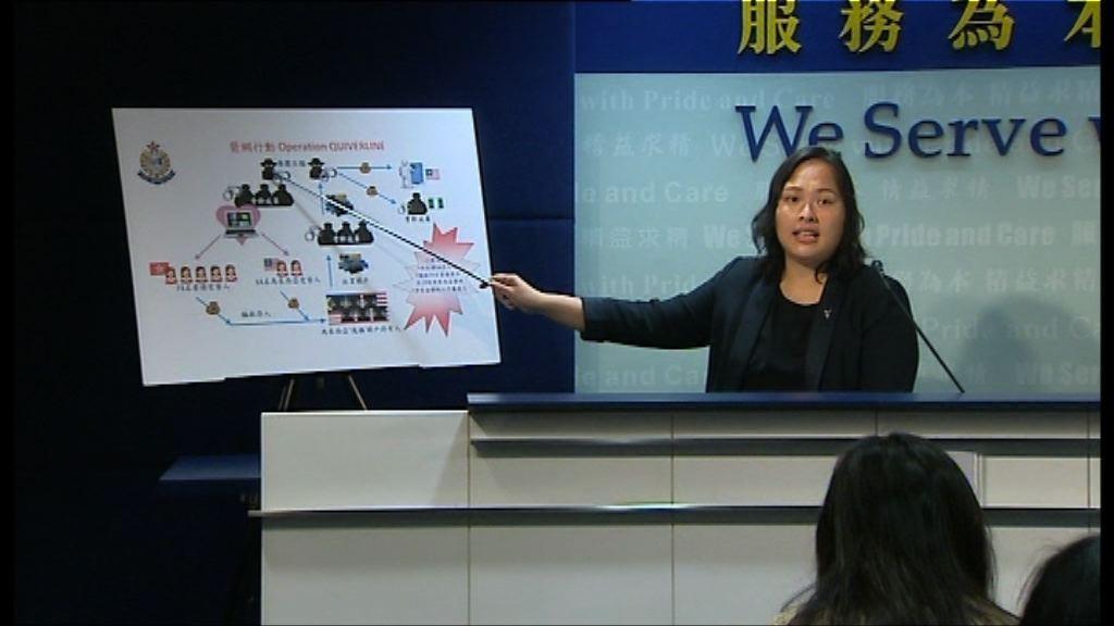 跨國網上情緣騙案 73港人被騙