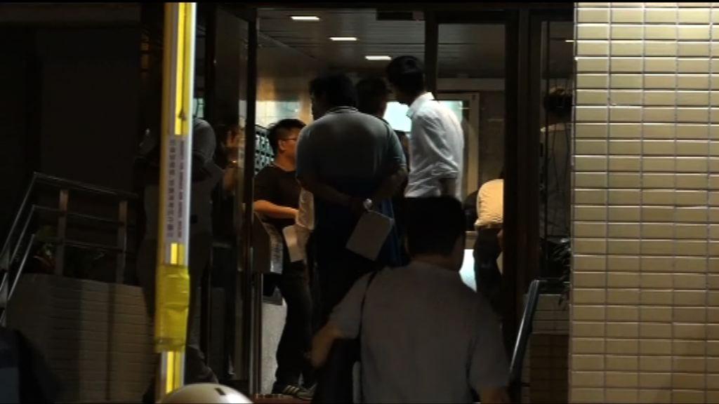 沙田男子遇警員登門調查墜樓亡