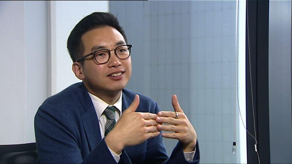 楊岳橋:冀餘下任期能做好議會工作