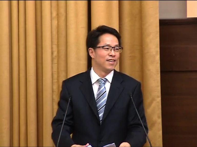 張曉明:反對政改違背主流民意