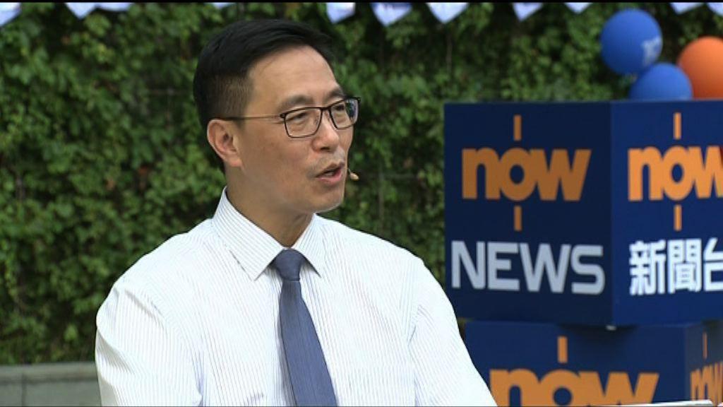 楊潤雄:國民教育不會有評核 非洗腦教育