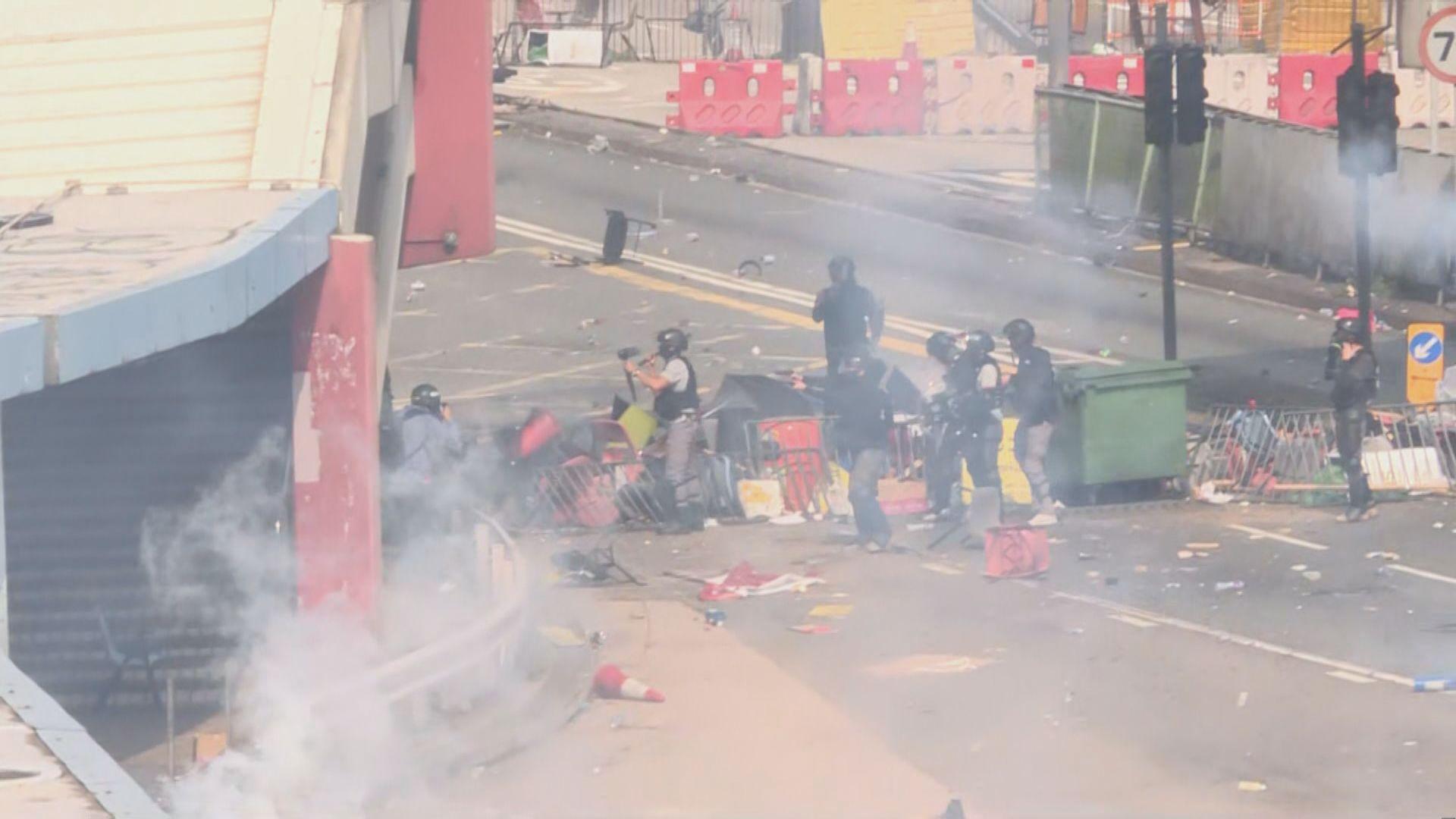 理大衝突警方再拘捕21人涉妨礙司法公正