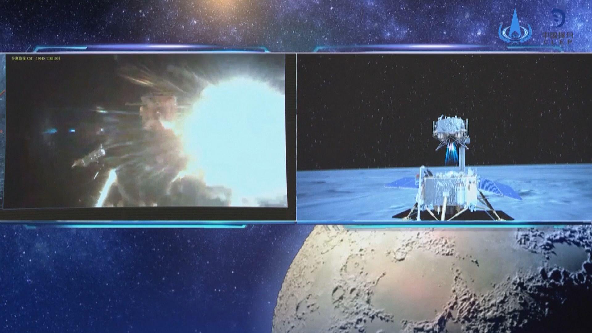 理大研發儀器助嫦娥五號月球表面採樣