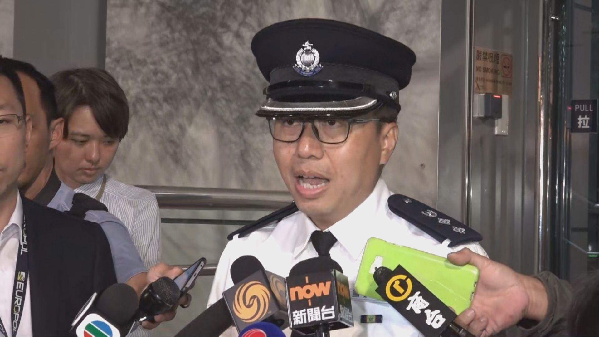 警方:與多方組安全小組 入理大非作拘捕