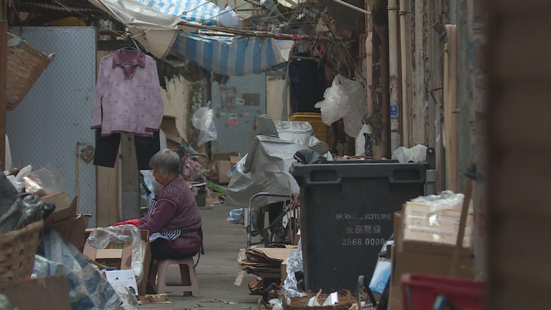 政府現金政策介入後貧窮人口仍突破百萬
