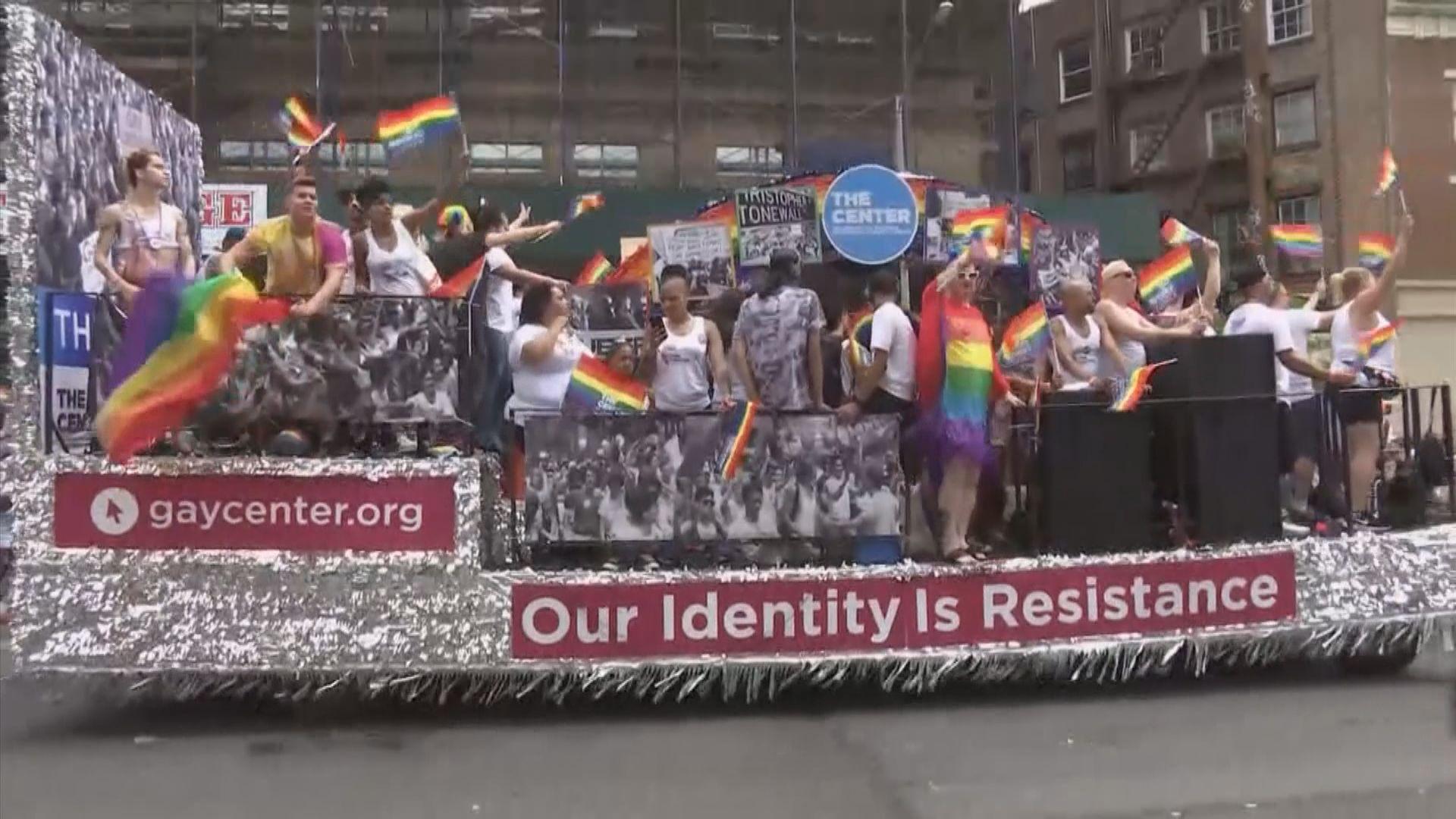 美國大選同性戀或跨性別選民比率增