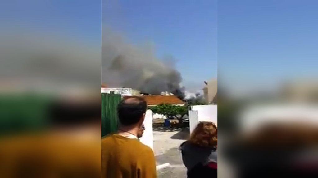 葡萄牙小型飛機墜毀五人死亡