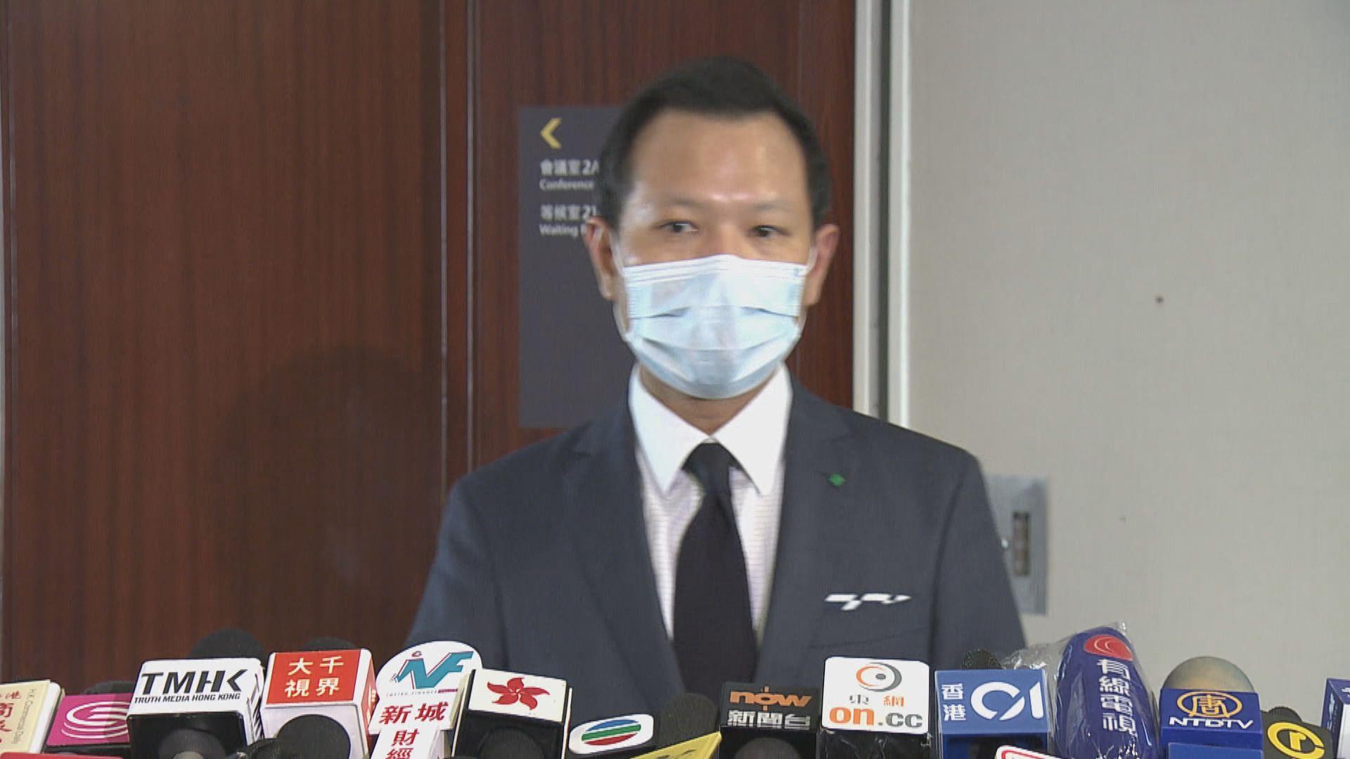 郭榮鏗:各級法院一直以三權分立原則處理司法覆核等