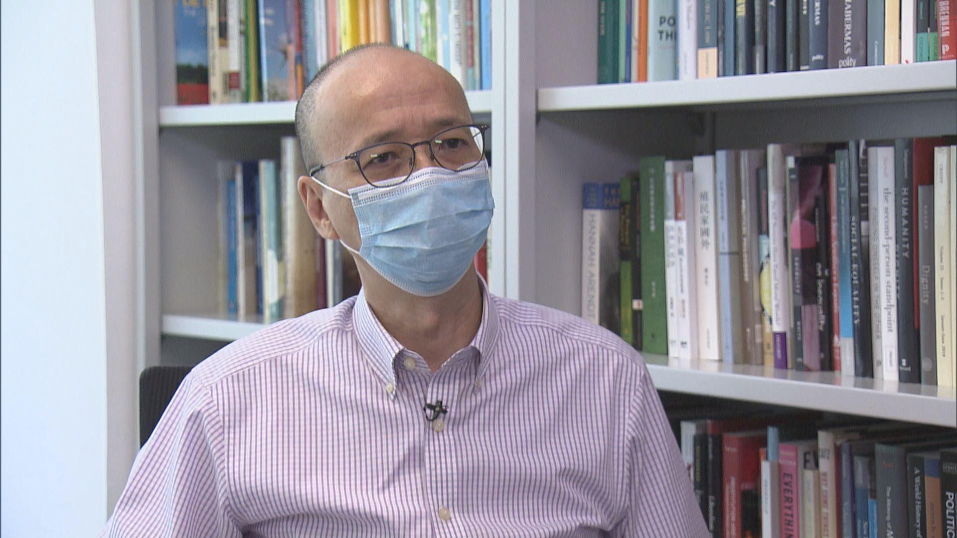 陳祖為教授談三權分立