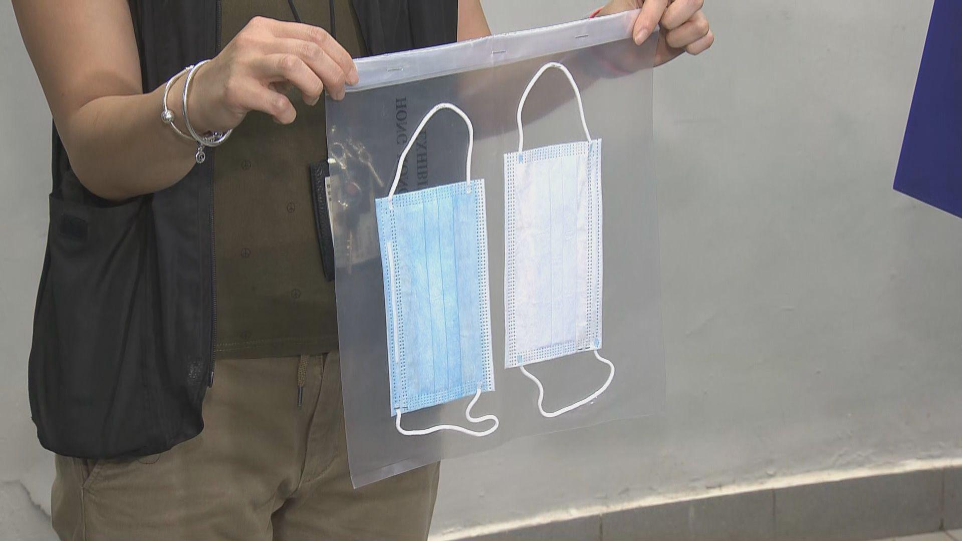 警拘三男涉偷運懲教署派發口罩 消息指其中一人為元朗區議員方浩軒