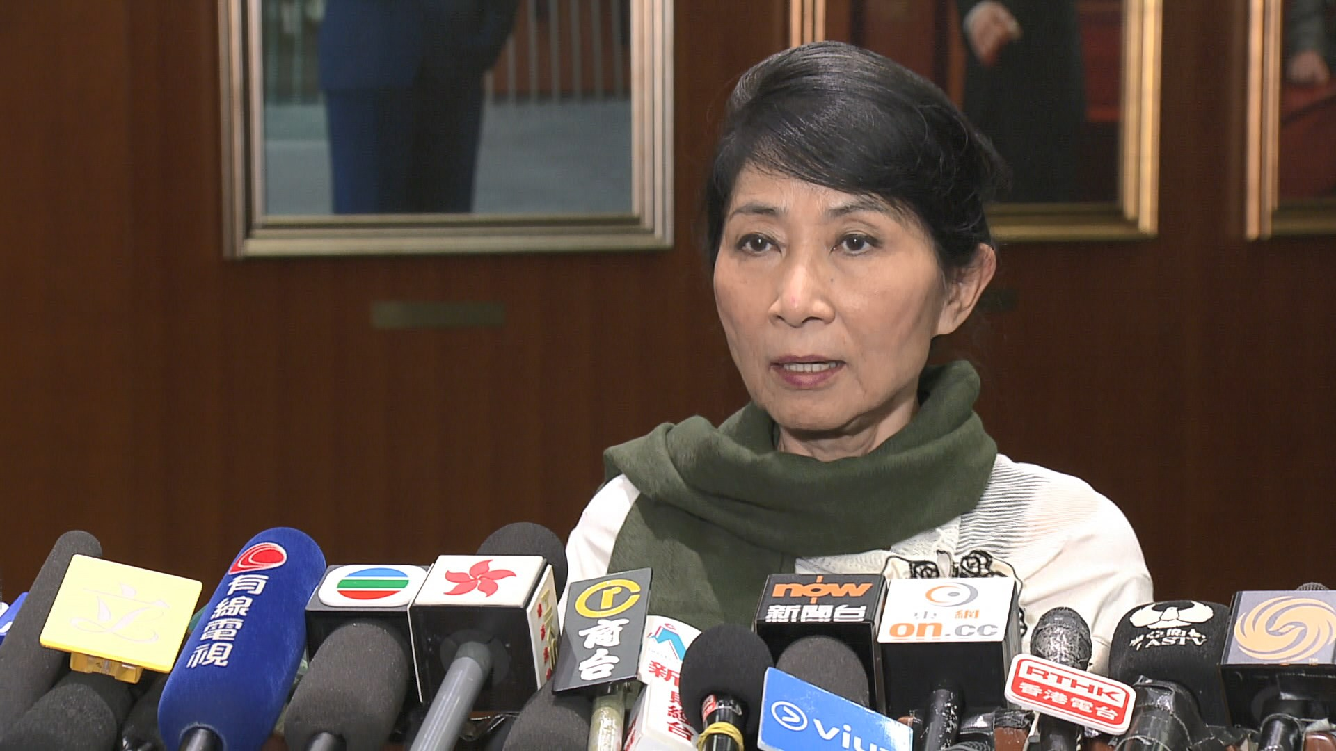 【逃犯條例】毛孟靜:或提出由涂謹申重新選主席