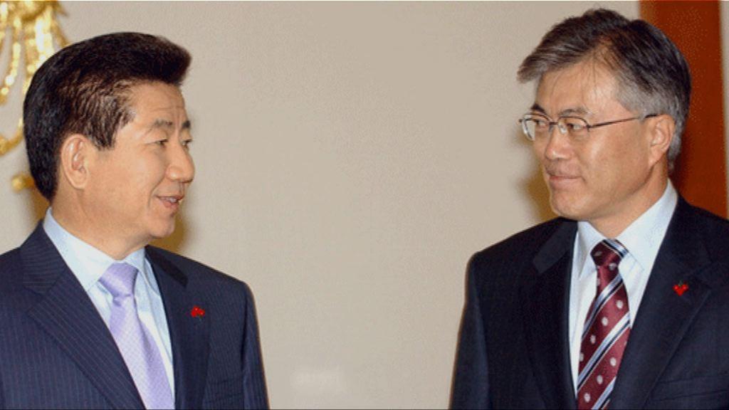 文在寅延續盧武鉉北韓「陽光政策」