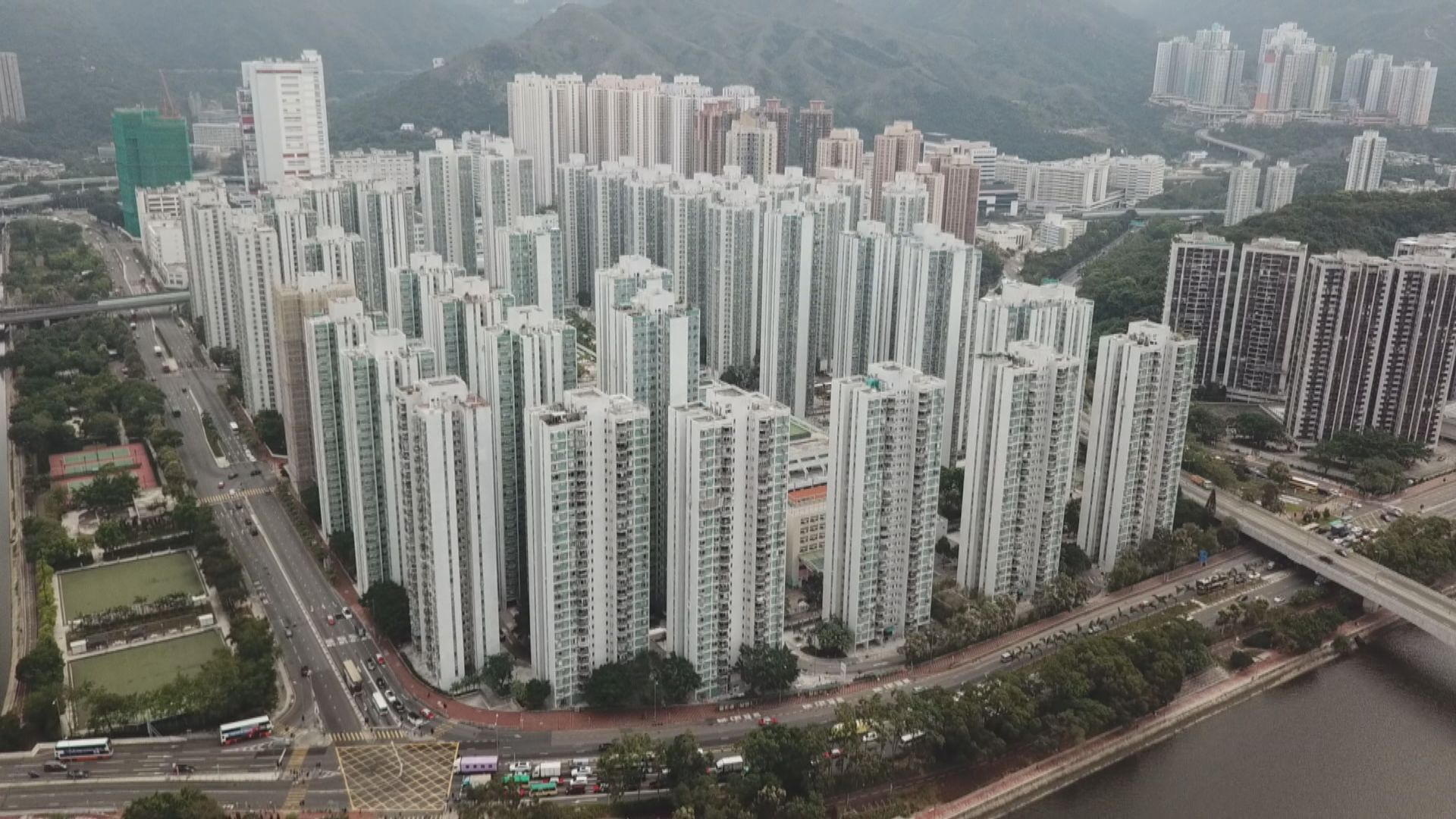 去年全年樓價升1.6% 租金升3.1%