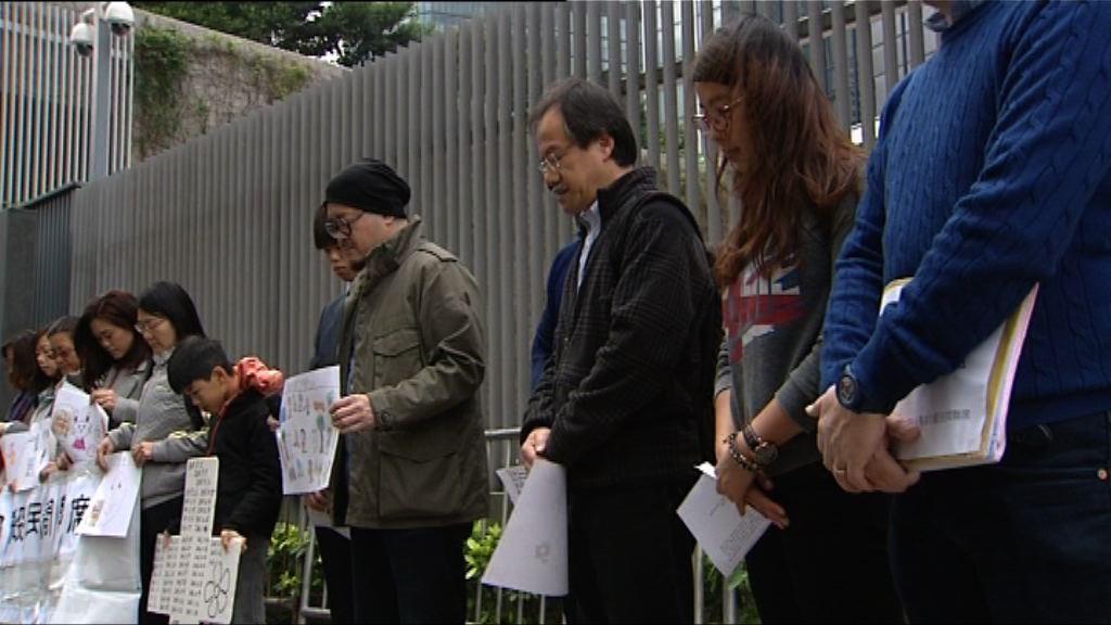 團體要求政府正視學生自殺