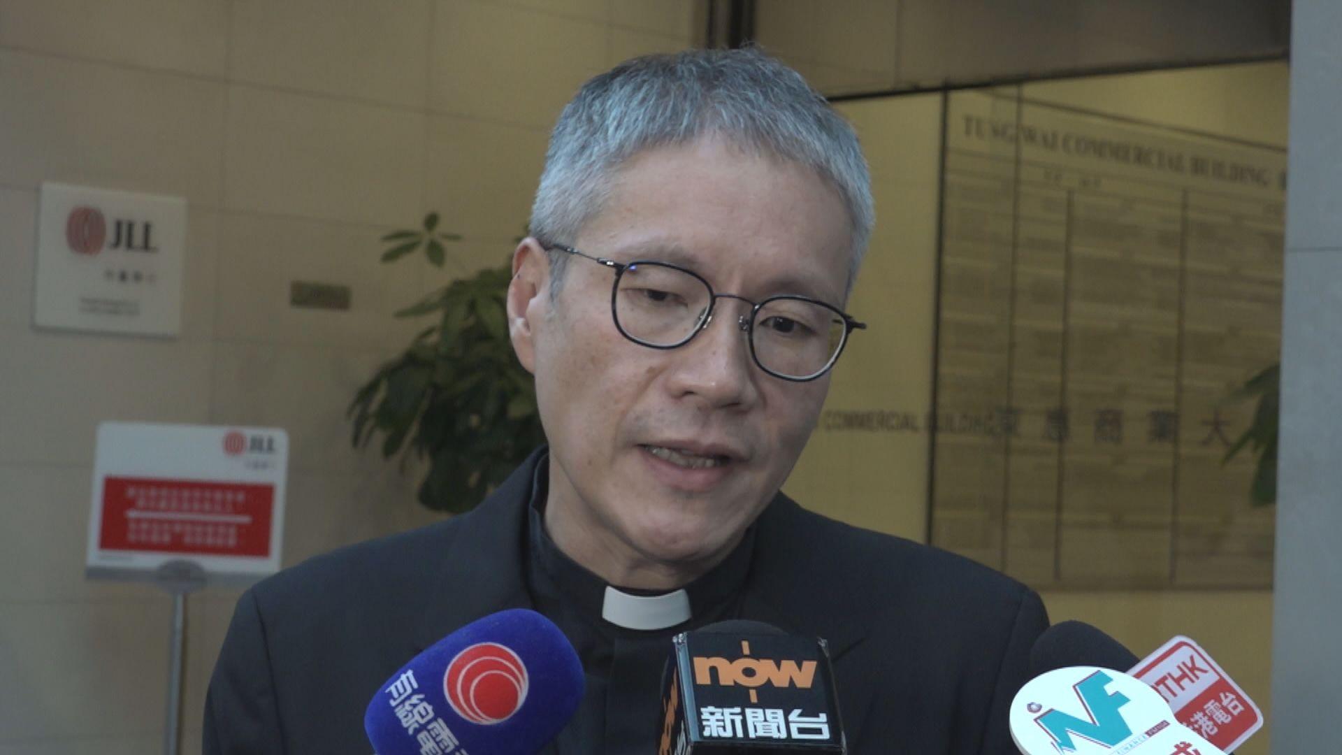 管浩鳴發放文件顯示台灣對陳同佳投案態度反覆