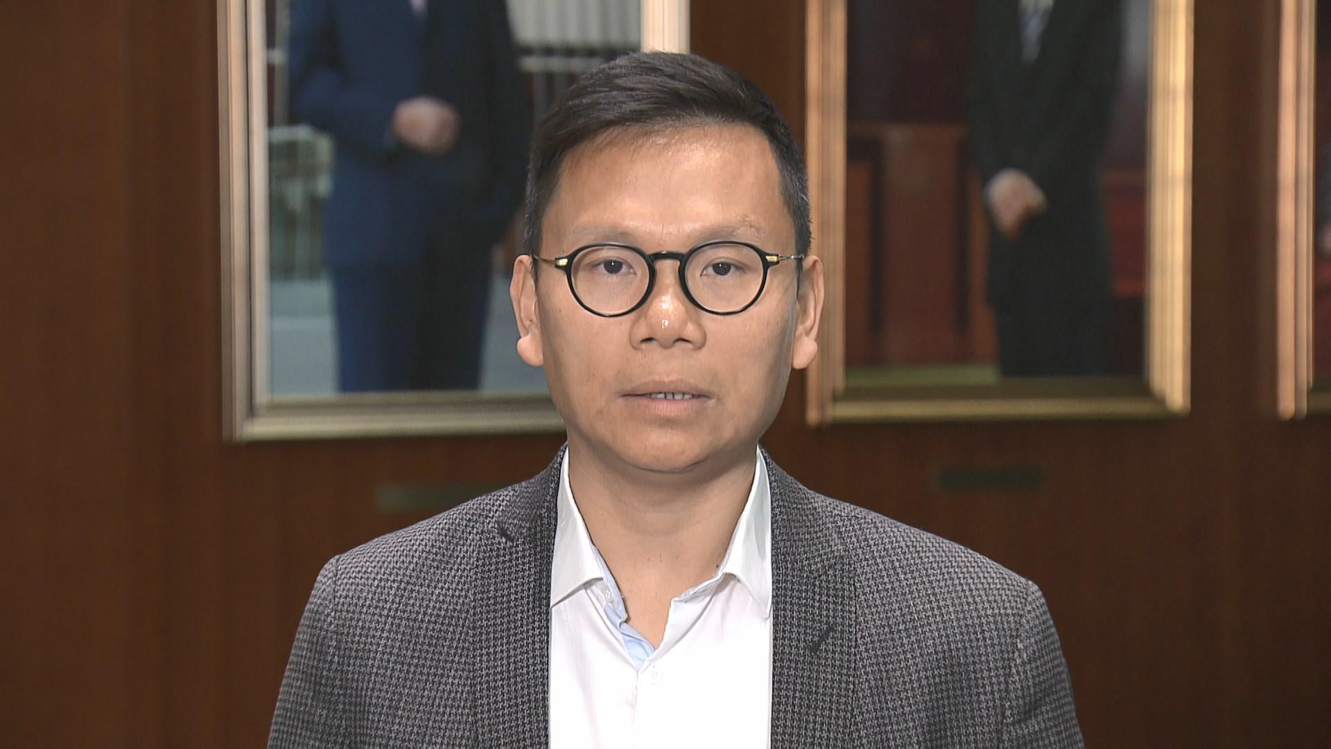 陳恒鑌:應評估翻新工程會否影響病人安全
