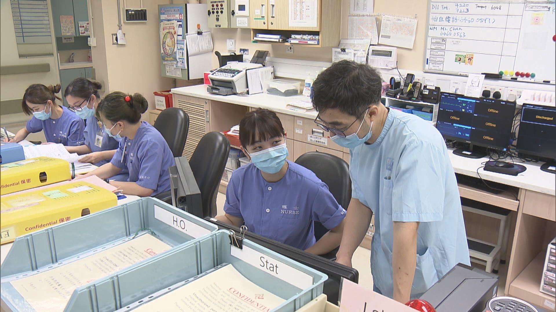 東區醫院醫生:接收打邊爐及佛堂群組壓力最大