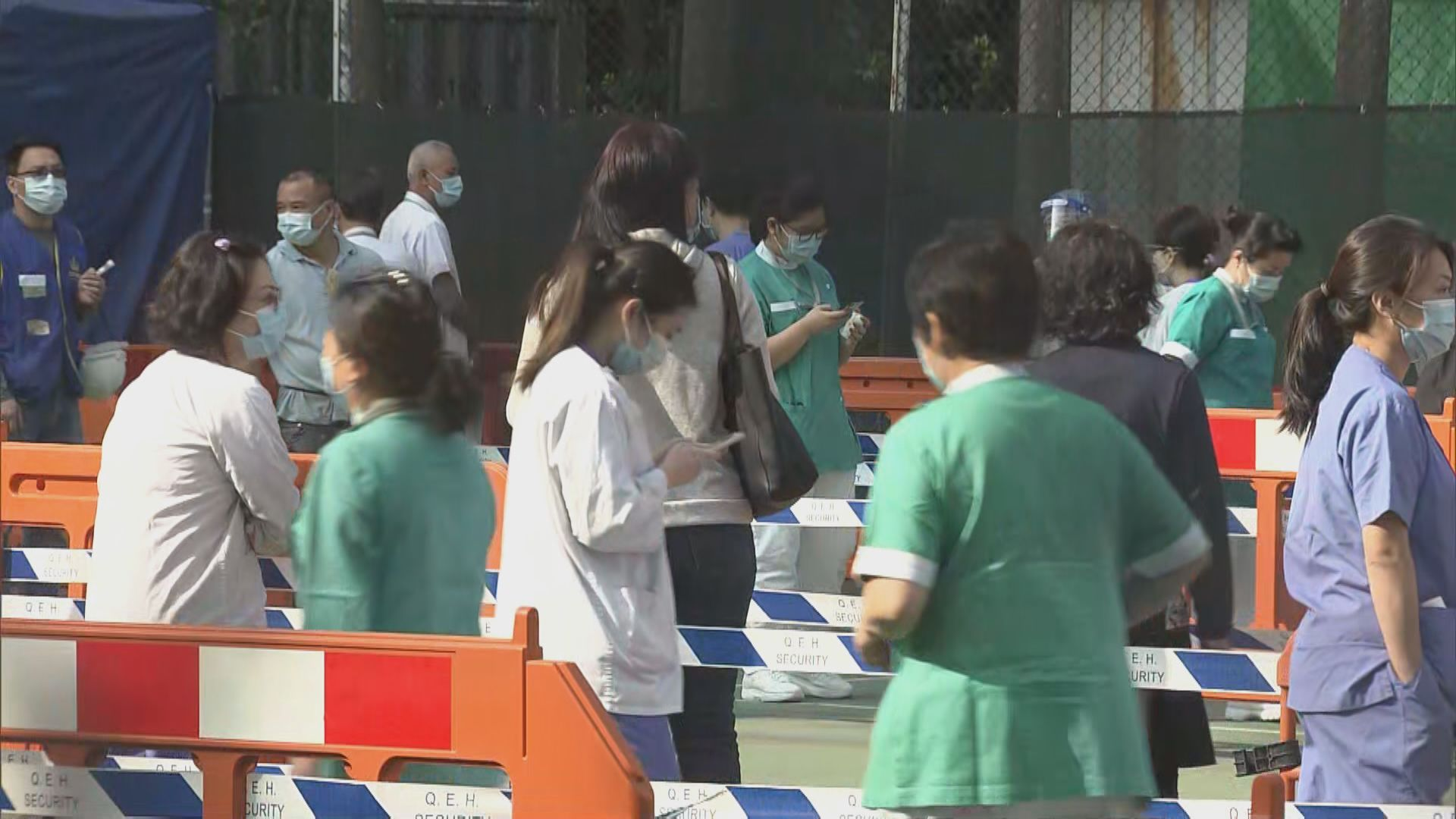 伊院三護士初步確診 院方安排員工自願檢測