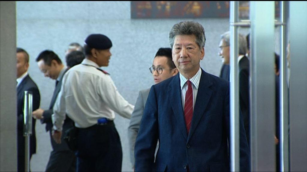 湯家驊引述喬曉陽稱港人有責任維護憲法