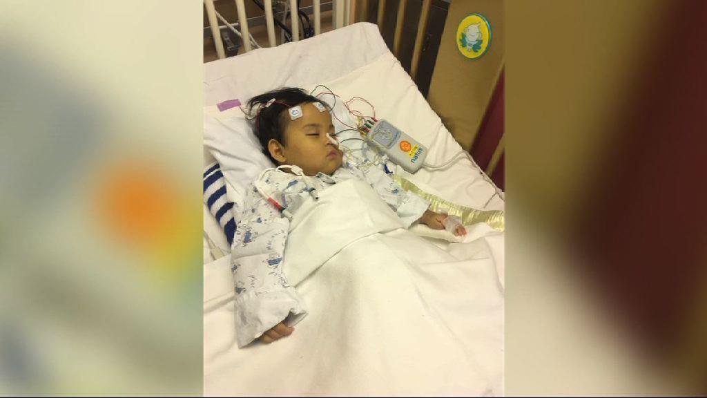 女嬰予恩瑪麗醫院手術後昏迷 被評估腦部受損