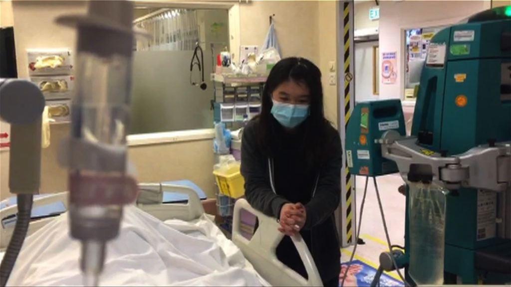 肝衰竭病人急需換肝 女兒未滿18未能捐肝