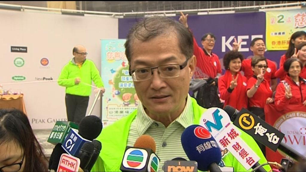據報盧寵茂有意邀吳國際到港大深圳醫院工作