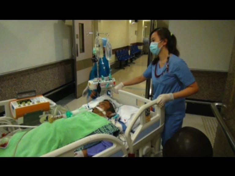 煞停手術男病人獲屍肝作移植現情況穩定