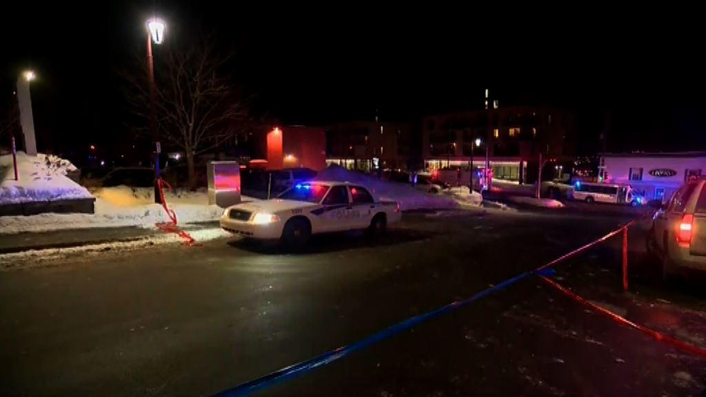魁北克清真寺遭槍擊六死八傷 兩人被捕