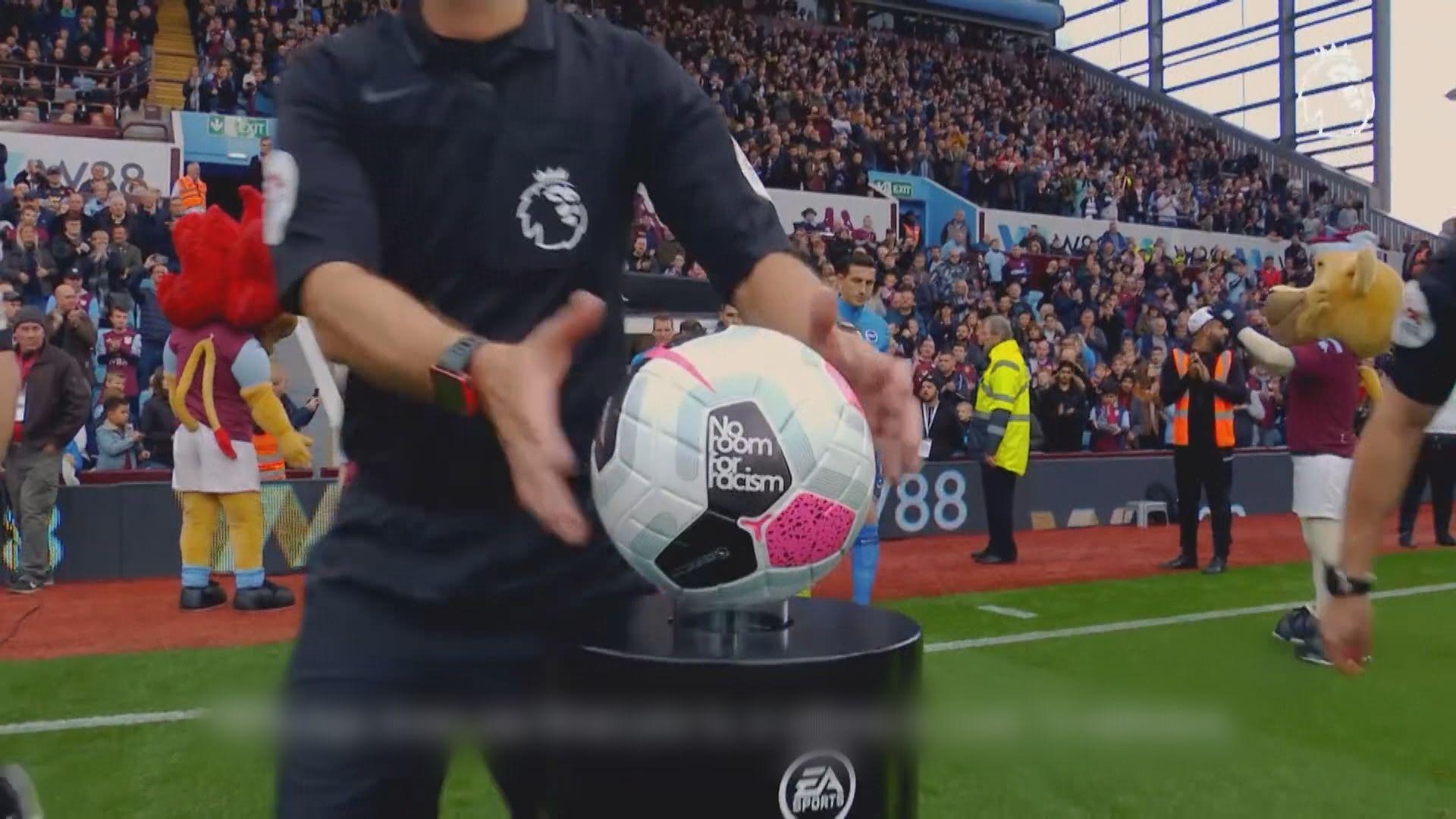 歐洲足協引入新球例賦權球證處理種族主義事件
