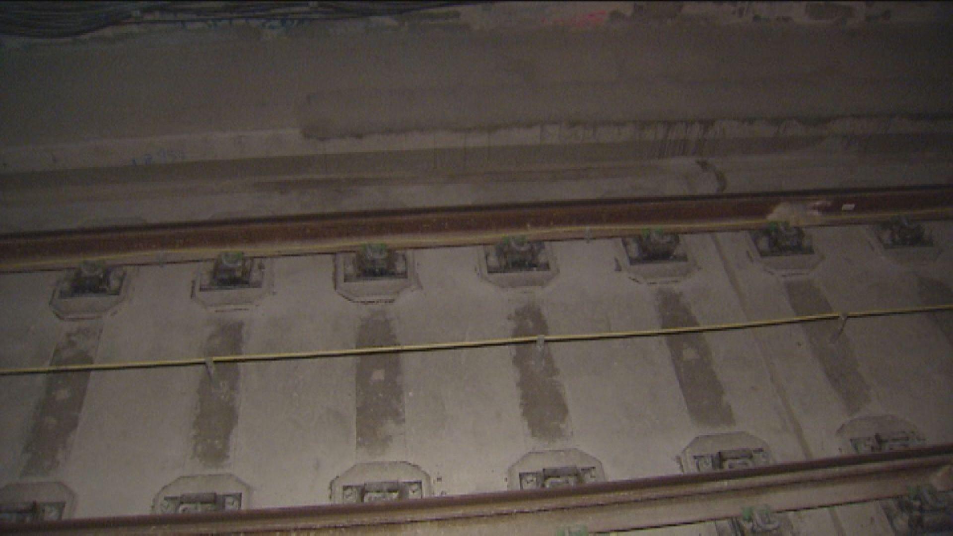 沙中綫紅磡站再多五支鋼筋不達標