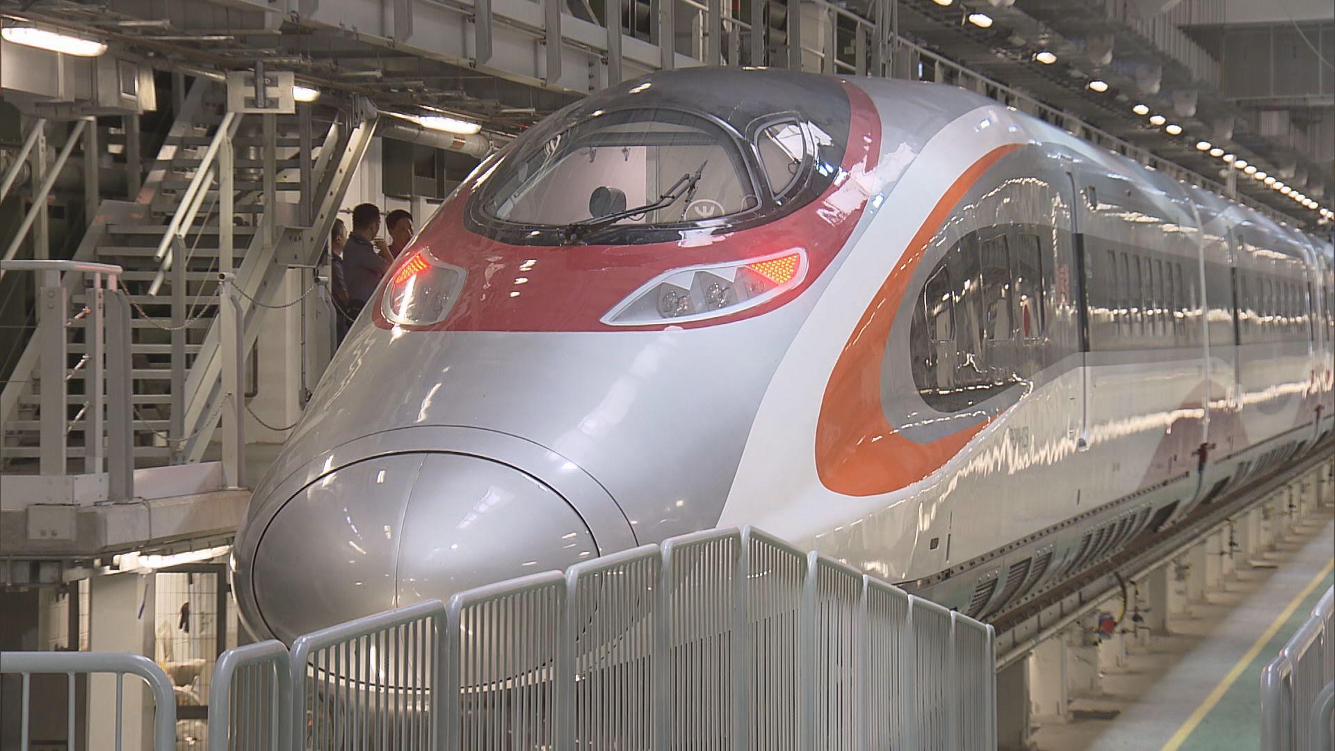 高鐵香港段車票下周一開售 每人限購八張