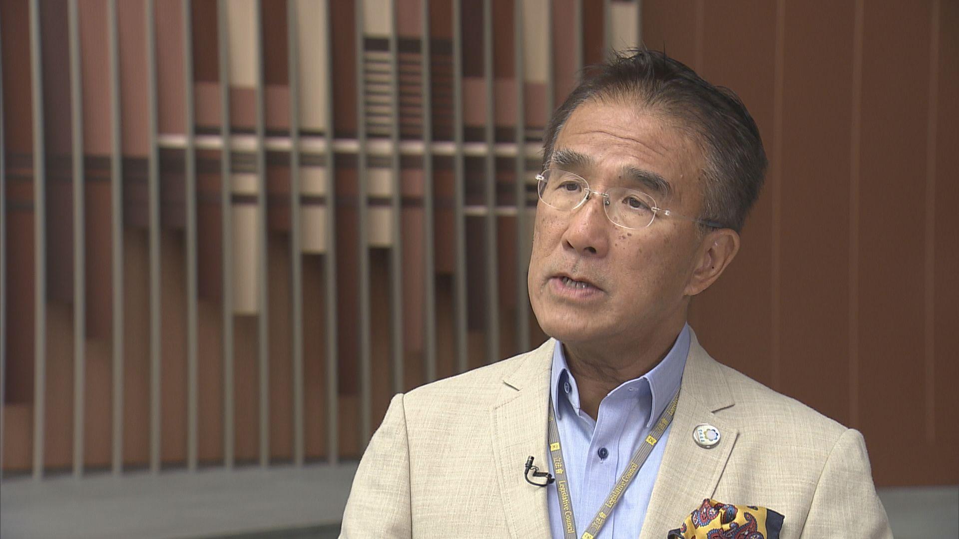 田北辰:高鐵營運協議有初步框架