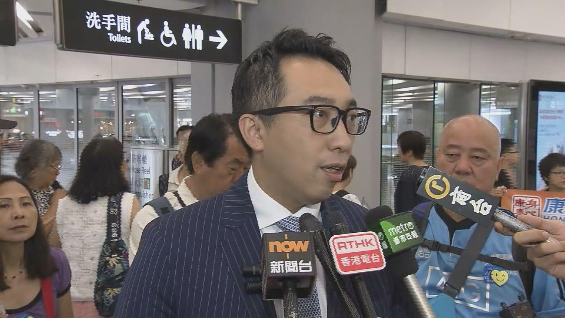 旅遊業議會:高鐵旅行團反應不錯