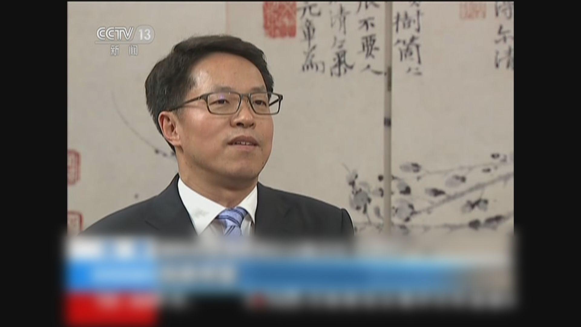 張曉明籲香港年輕人坐高鐵到內地多走多看