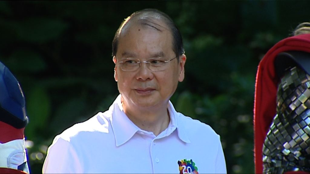 張建宗:外國商會及領事對一地兩檢反應正面