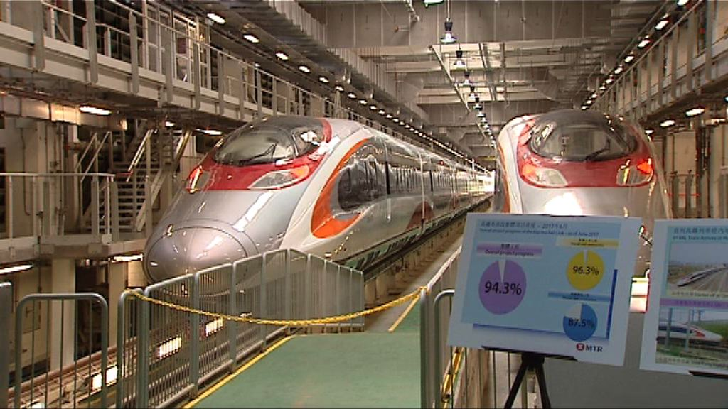 民主派拒出席港鐵安排參觀西九站