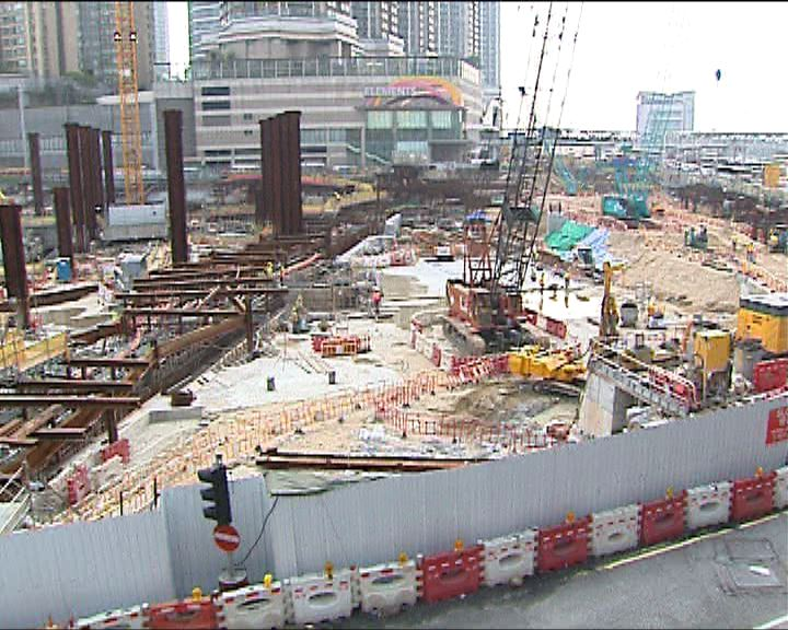 港鐵重申高鐵B4層工程已展開