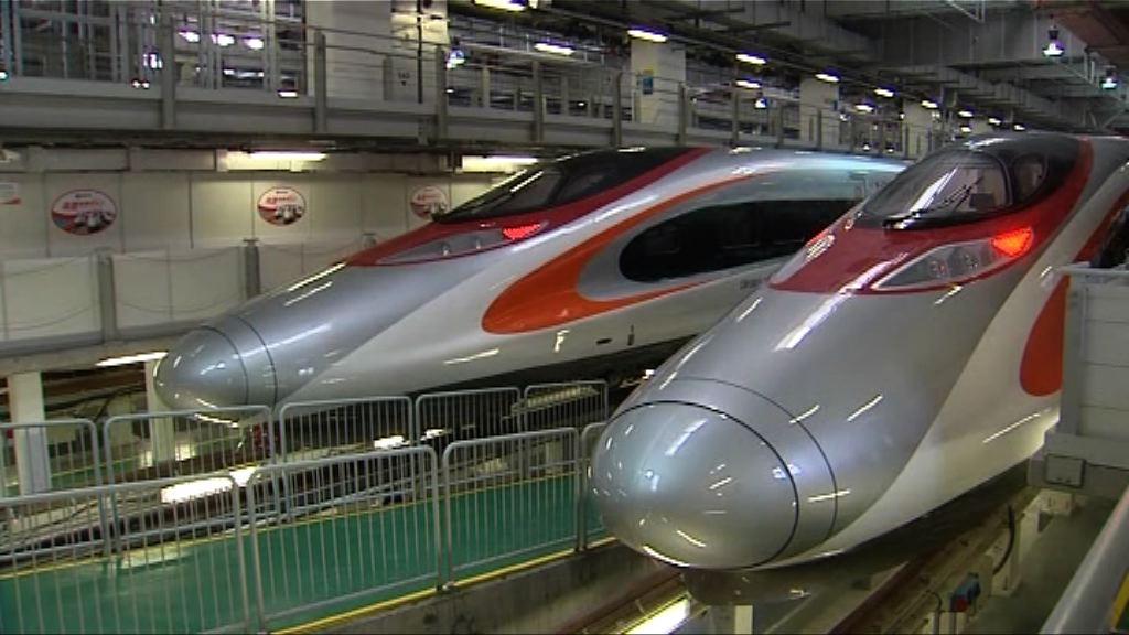 港鐵一連兩日開放高鐵車廂予市民參觀