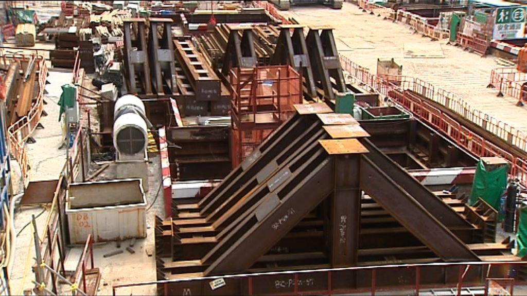 港鐵:本月初完成回填會展站