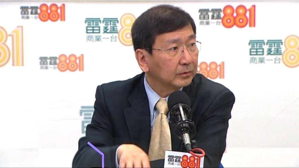 陳文敏:人大決定屬行政決定違基本法