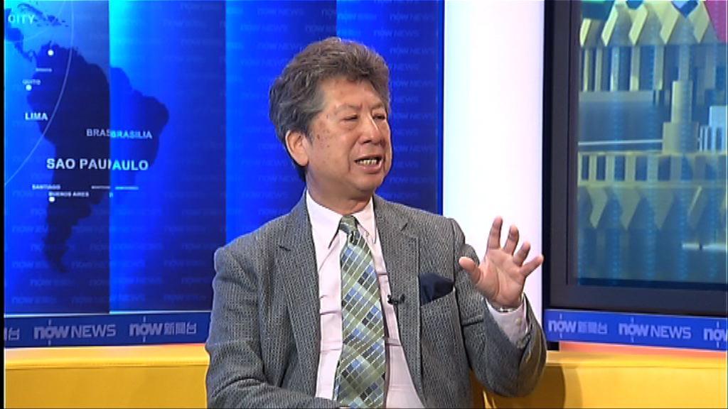 湯家驊:人大決定無削弱政府管治權